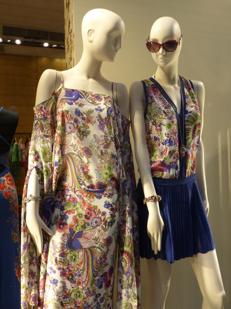 Spring shop windows 7  Bagni di Lucca and Beyond