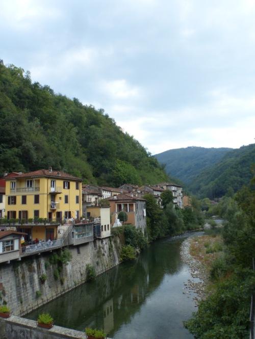 Autumn in Ponte a Serraglio