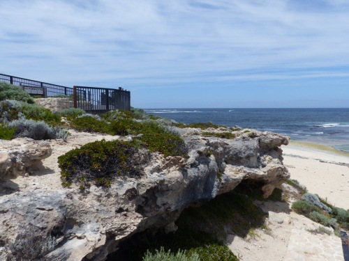 Margaret River beach