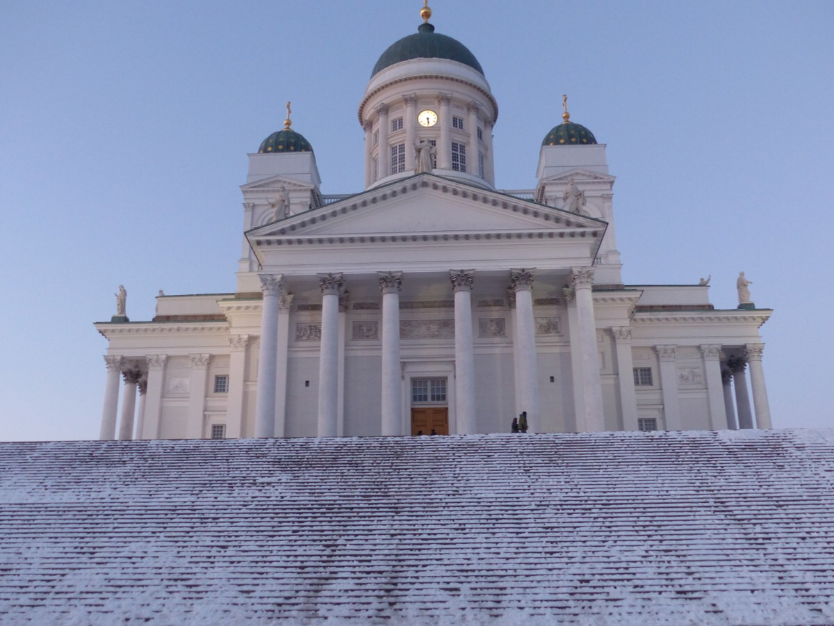Perfect weather in Helsinki and a winter swim | Bagni di Lucca and ...