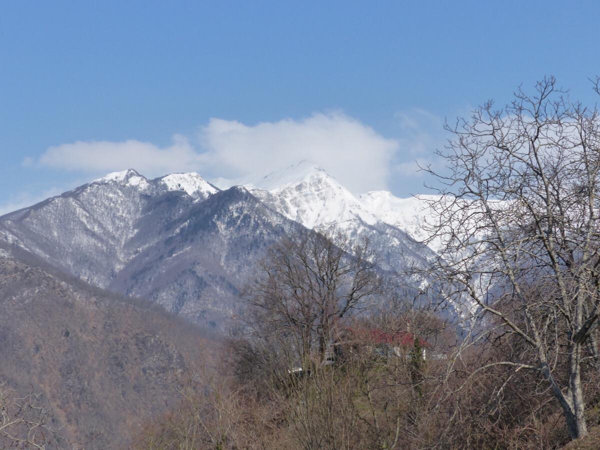 Beautiful winter | Bagni di Lucca and Beyond