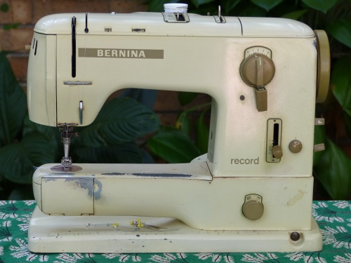 My Bernina