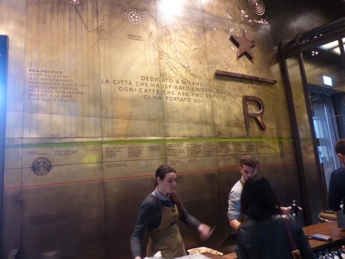Starbucks Milan